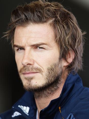 David Beckham - LA Galaxy Arrive In Sydney - 2010