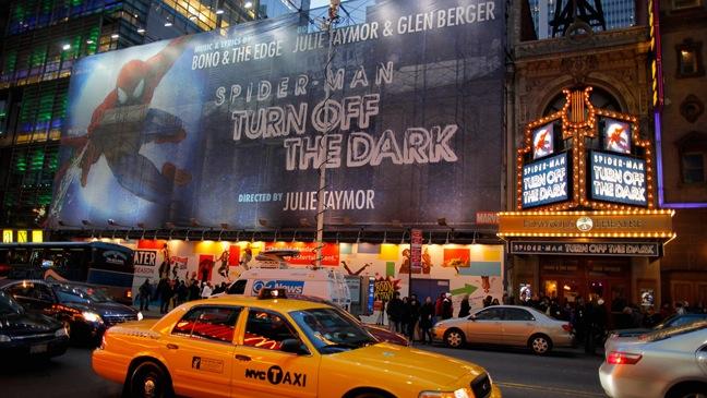Spider-Man: Turn Off the Dark - Theatre New York - 2011