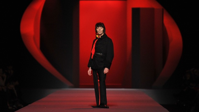 John Galliano - Christian Dior Runway - Paris - 2011
