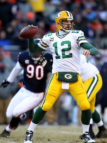 2011 NFC Championship: Green Bay Packers v Chicago Bears - 2011