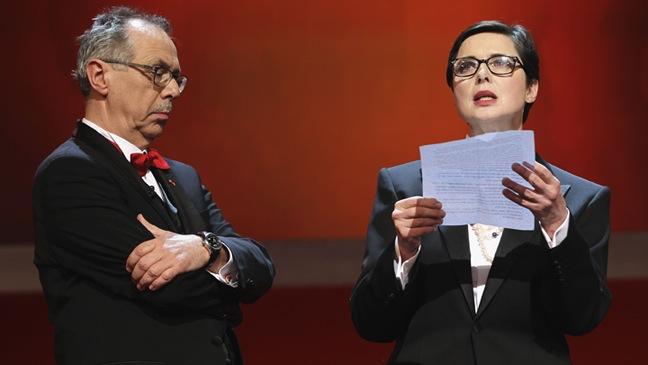 Isabella Rossellini - 61st Berlin Film Festival - 2011