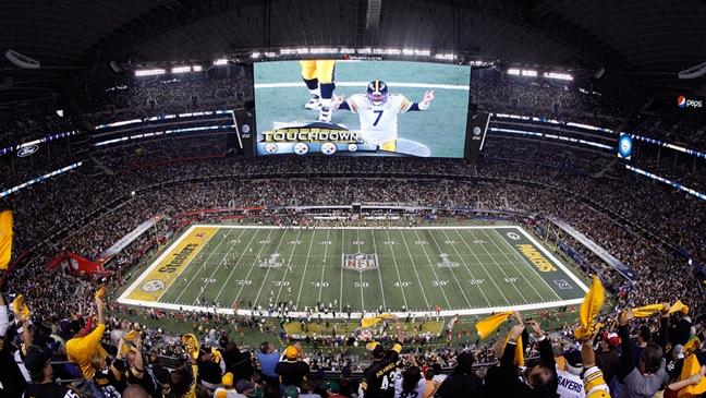 Super Bowl XLV-Arlington-2011