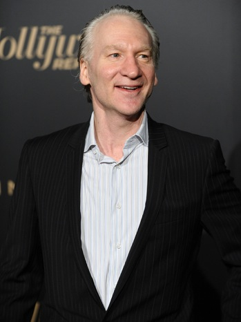 Bill Maher - The Hollywood Reporter Nominees Night - 2011