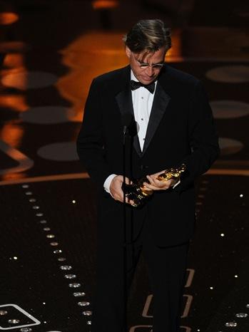 Aaron Sorkin - 83rd Annual Academy Awards - Show - 2011