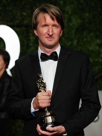 Tom Hooper - VF Party - 83rd Academy Awards- 2011