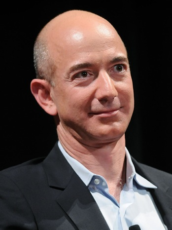 Jeff Bezos - founder and chief executive officer of Amazon.com - 2009