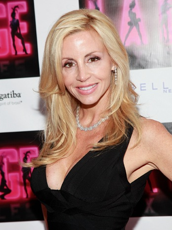 """Camille Grammer - """"La Cage Aux Folles"""" Broadway Opening Night - 2010"""
