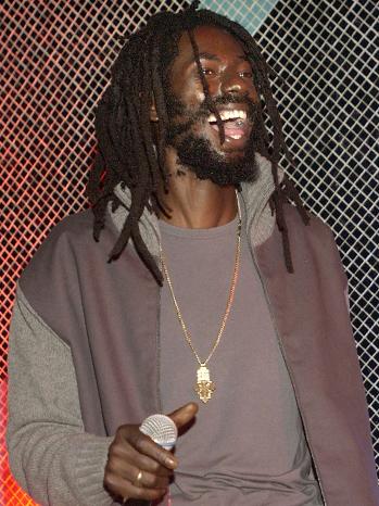 Buju Banton Portrait 2004