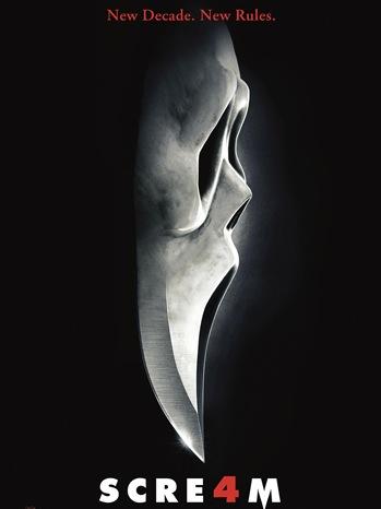 Scream 4 - Movie Poster - 2011