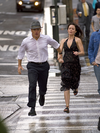 The Adjustment Bureau Review 2011