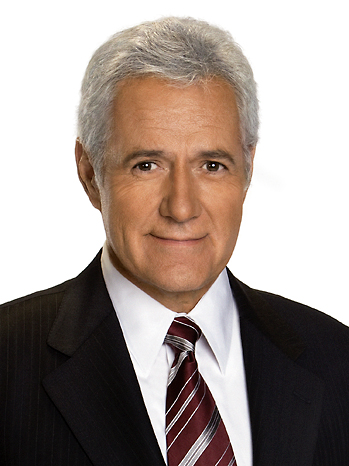 Alex Trebek Jeopardy Portrait 2011