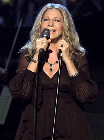 Barbara Streisand Grammy Awards 2011
