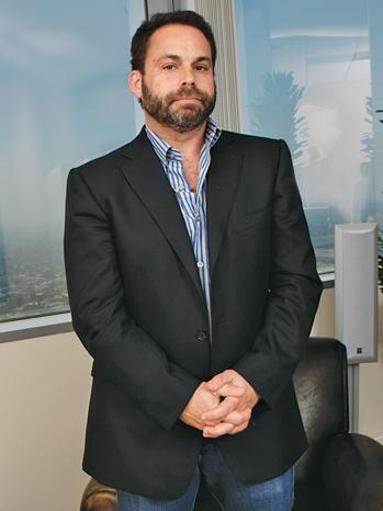 David Bergstein Portrait 2011