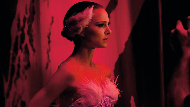 "BEST ACTRESS: Natalie Portman, ""Black Swan"""