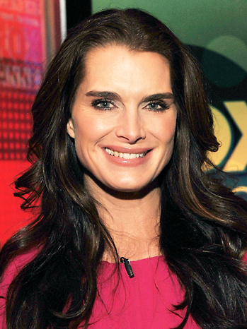 Brooke Shields Headshot 2011