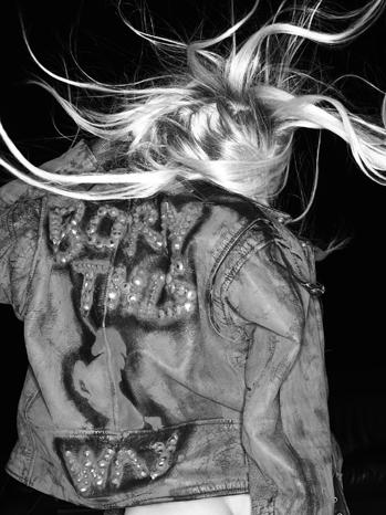 Lady Gaga Born This Way Album Art 2011