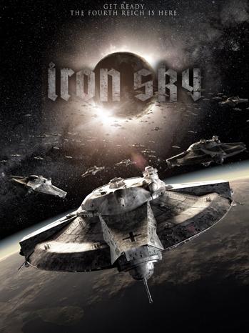 Iron Sky Film Poster 2011