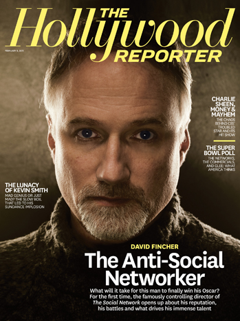 Issue 05 Cover David Fincher