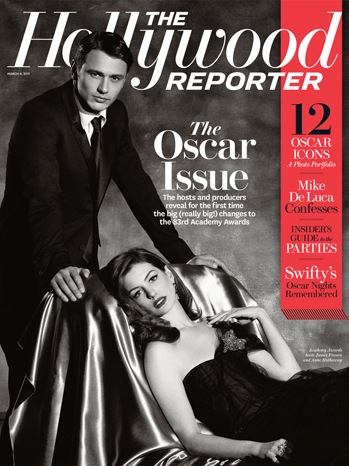 Issue 08 Cover Oscar Issue