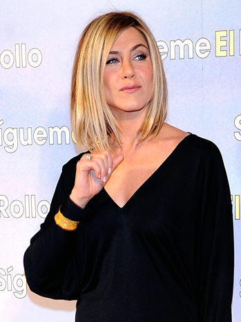 Jennifer Aniston Madrid 2011