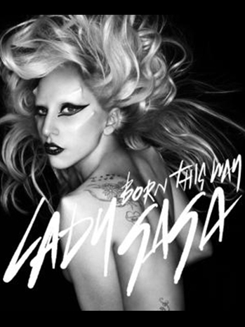 Lady Gaga Born This Way 2011