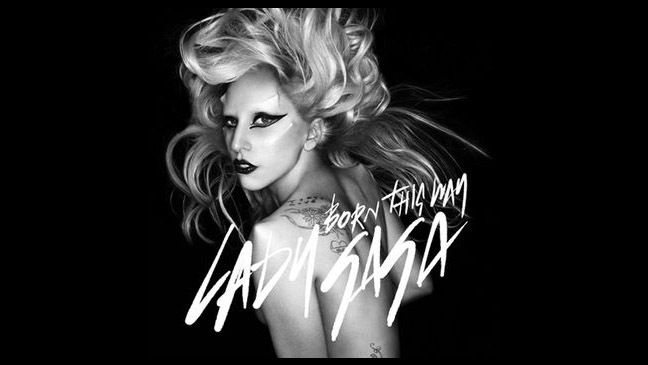 Lady Gaga - Born This Way Album Cover - 2011