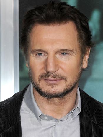Liam Neeson Headshot 2011
