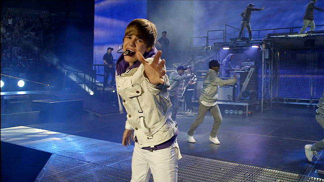 Justin Bieber Never Say Never 2011