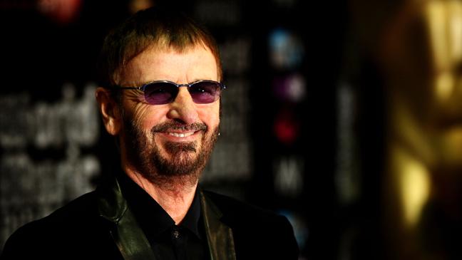 Ringo Starr Monaco 2008