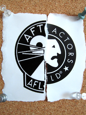 7 BIZ SAG/AFTRA Logos