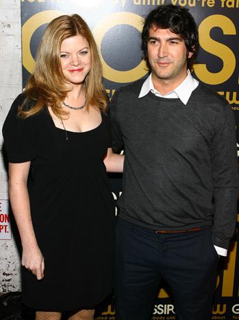 Gossip Girl Producers Josh Schwartz Stephanie Savage