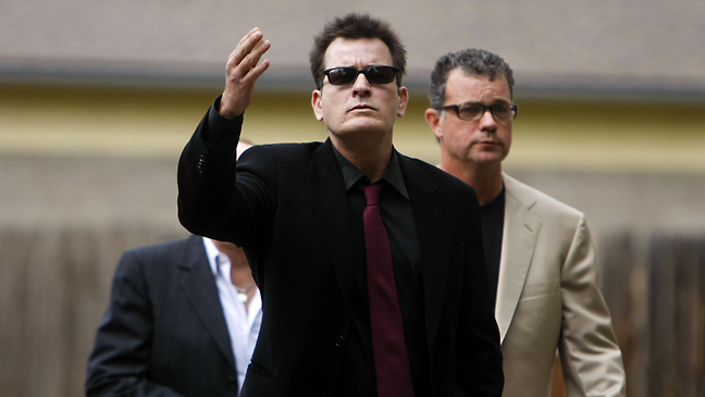 Charlie Sheen Takes Credit 2011
