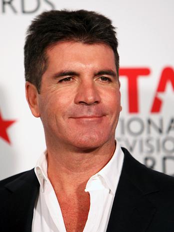 Simon Cowell NTA 2011