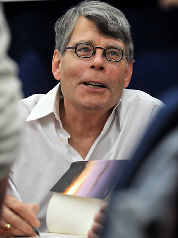 Stephen King Book Signing 2011