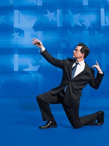 Stephen Colbert - PR Portrait - 2011