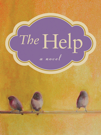 The Help Book Cover 2011