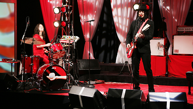 The White Stripes Daily Show 2010
