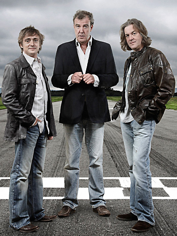 Top Gear BBC Hosts - P 2011