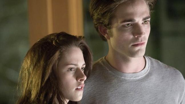 Twilight Kristen Stewart Robert Pattinson 2011