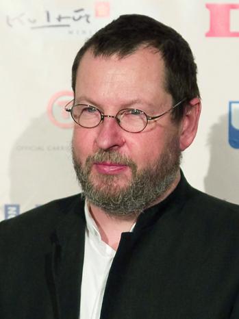 Lars von Trier Headshot 2011