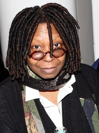 Whoopi Goldberg - Chado Ralph Rucci Fall/Winter Fashion Show - 2010