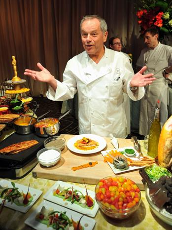Chef Wolfgang Puck 2010