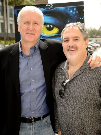 "James Cameron; Jon Landau - Blu-ray And DVD Release Of ""Avatar"" - 2010"