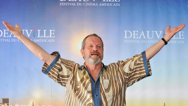 Terry Gilliam-36th American Film Festival-Deauville France-2010