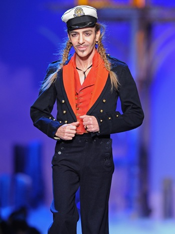 John Galliano - Christian Dior - Runway Paris Fashion Week Spring/Summer - 2010