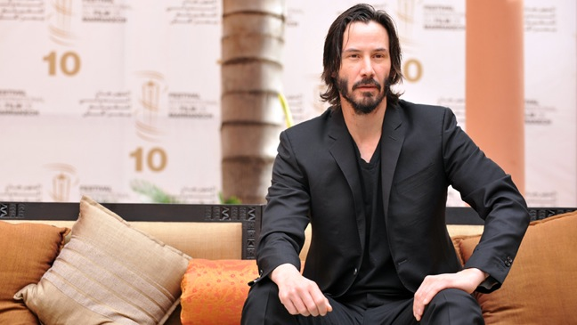 Keanu Reeves-10th edition of the Marrakech International Film Festival-2010