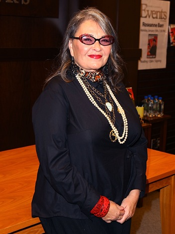 Roseanne Barr - Roseannearchy Book Signing - 2011
