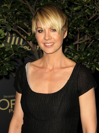 Jenna Elfman-The Hollywood Reporter's Big 10 Party at the Getty House-2011