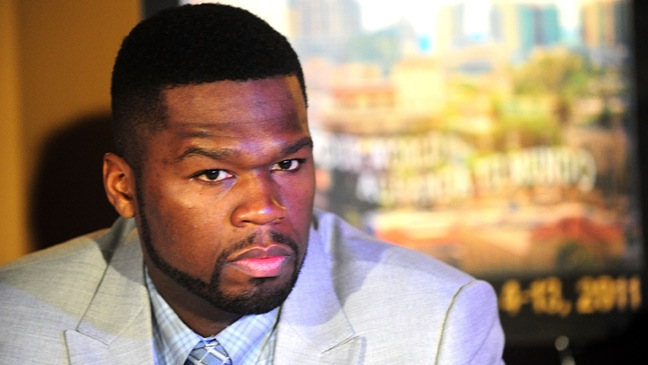 Curtis 50 Cent Jackson - Things Fall Apart at2011 Miami International Film Festival - 2011
