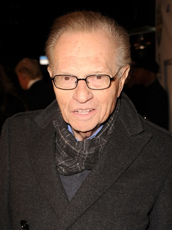 Larry King - COMEDY CENTRAL Roast Of Donald Trump - Arrivals - 2011